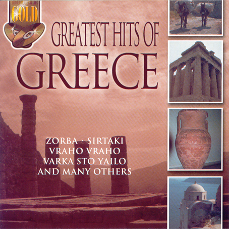 GREATEST HITS OF GREECE - ZORBA