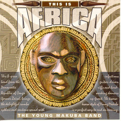 AFRICA /2/ - THIS IS AFRICA  2CD