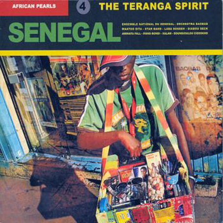 SENEGAL - MUSIC AROUND THE WORLD