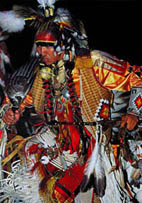 AMERICAN INDIANS - Tradition Of Pow-Wow