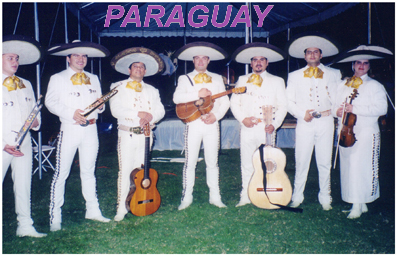 PARAGUAY - MUSIC AROUND THE WORLD