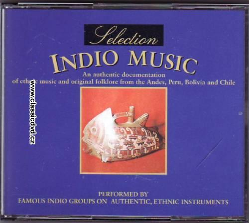 cd INDIO MUSIC (2-CD set)