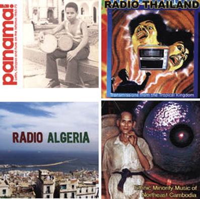 ALGERIA - MUSIC AROUND THE WORLD