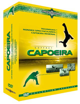 Capoeira DVDs Box Set