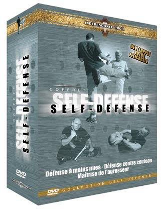 Self Defense DVDs Box Set