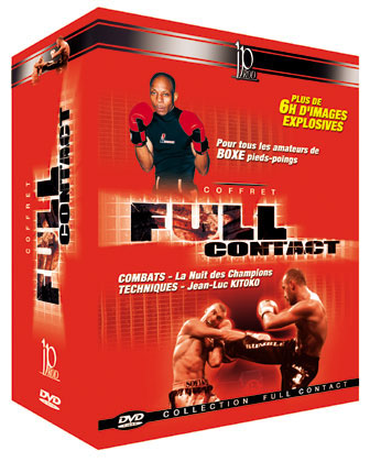 Full Contact DVDs Box Set