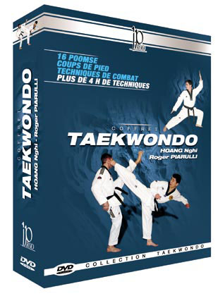 Taekwondo DVDs Box Set