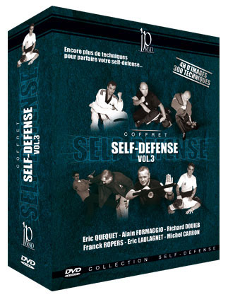 Self Defense vol. 3 DVDs Box Set