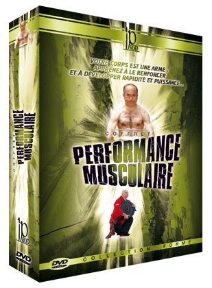 Muscular Performance DVDs Box Set