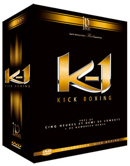 K1  Kick Boxing DVD Box set