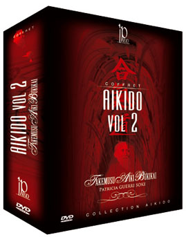 Aikido vol.2 DVD Box set