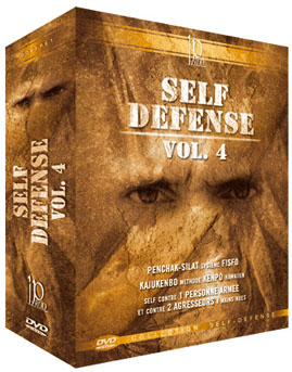 Self Defense vol.4 DVD Box set