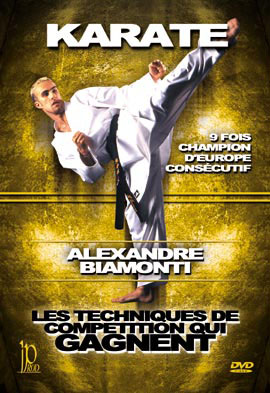 Karate: Competition Winning Techniques DVD