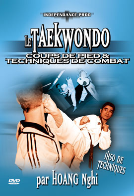 Taekwondo - Kicks & Fights Techniques