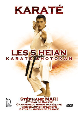 Karate The 5 Heian Shotokan Karate