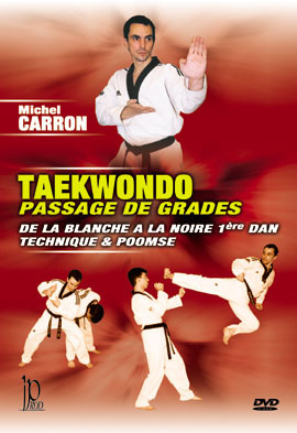 Taekwondo - Your Black Belt Passport