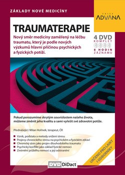 DVD Advana - Traumaterapie (set 4 dvd)