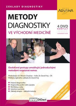 DVD Advana - Základy diagnostiky (set 4 dvd)