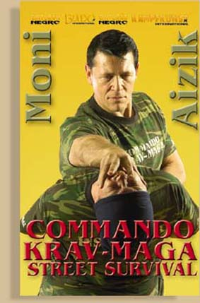 DVD: KRAV MAGA COMMANDO