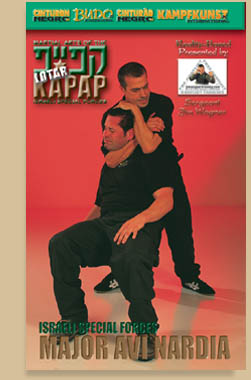DVD: KAPAP - MAJOR AVI NARDIA