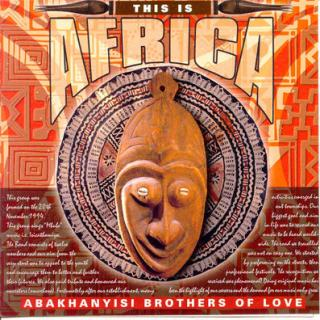 AFRICA /3/ - THIS IS AFRICA  2CD