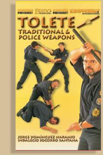 DVD: Traditional & Police Weapons