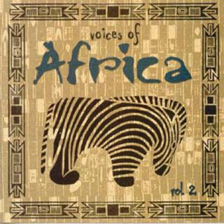 VOICES OF AFRICA - AFRICAN BLACKWOOD