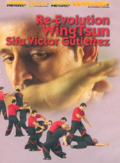 RE-EVOLUTION WING TSUN (DVD)