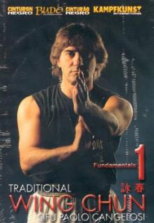 TRADITIONAL WING CHUN 1 - Paolo Cangelosi