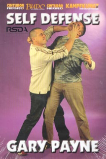 DVD: SELF DEFENSE - Gary Payne