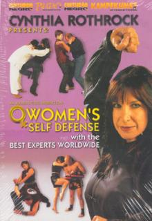 DVD: CYNTHIA ROTHROCK – Women s Defense