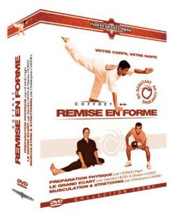 Back in Shape DVDs Box Set