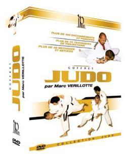 Judo DVDs Box Set