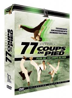 77 Kicks DVDs Box Set