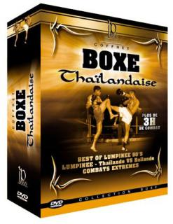 Thai Boxing DVDs Box Set