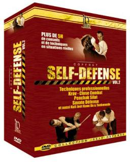 Self Defense DVDs Box Set vol 2