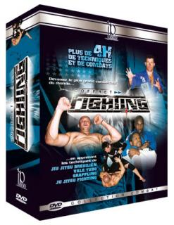 Fighting DVDs Box Set