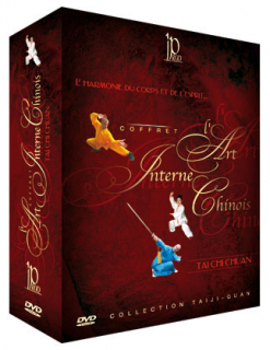 Internal Chinese Martial Arts 3DVDs Box set