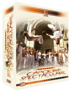 Spectacular Capoeira DVDs Box Set