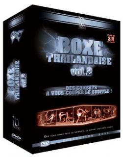 Thai Boxing vol.2 DVD Box set