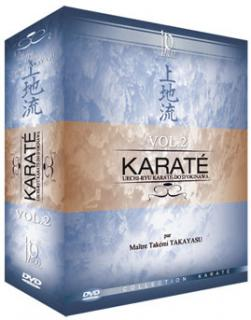 Karate vol.2 DVD Box set