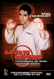 Savate Defense Basic Techniques
