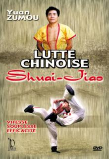 Traditional Chinese Wrestling Shuai-jiao