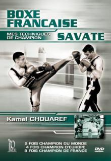 Savate My Champion Techniques