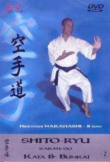 dvd: Shito-Ryu Karate-Do / Kata Bunkai 2
