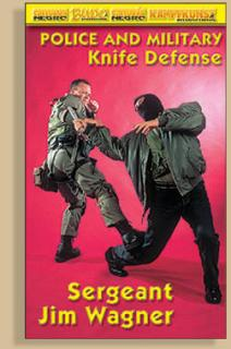 vhs Police and Military Knife Defence