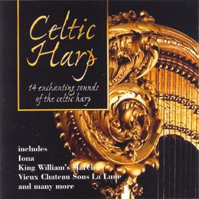 CELTIC HARP - 14 ENCHANTING