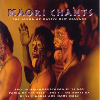 MAORI CHANTS /NEW ZEALAND/