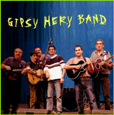GIPSY GUITARS - MANOLO+RICAO