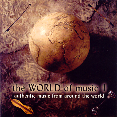 MUSICAL ATLAS OF THE WORLD
